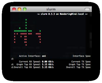 unix terminal/console/curses 工具介绍之一插图(1)