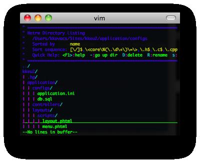 unix terminal/console/curses 工具介绍之一插图(2)