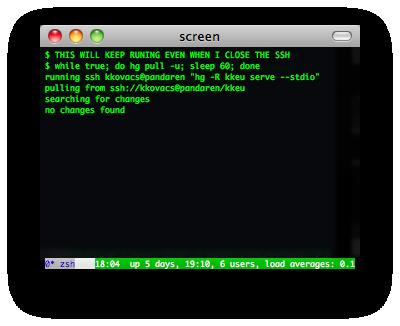 unix terminal/console/curses 工具介绍之一插图(3)