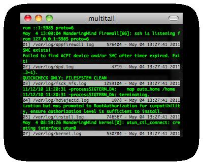 unix terminal/console/curses 工具介绍之一插图(4)