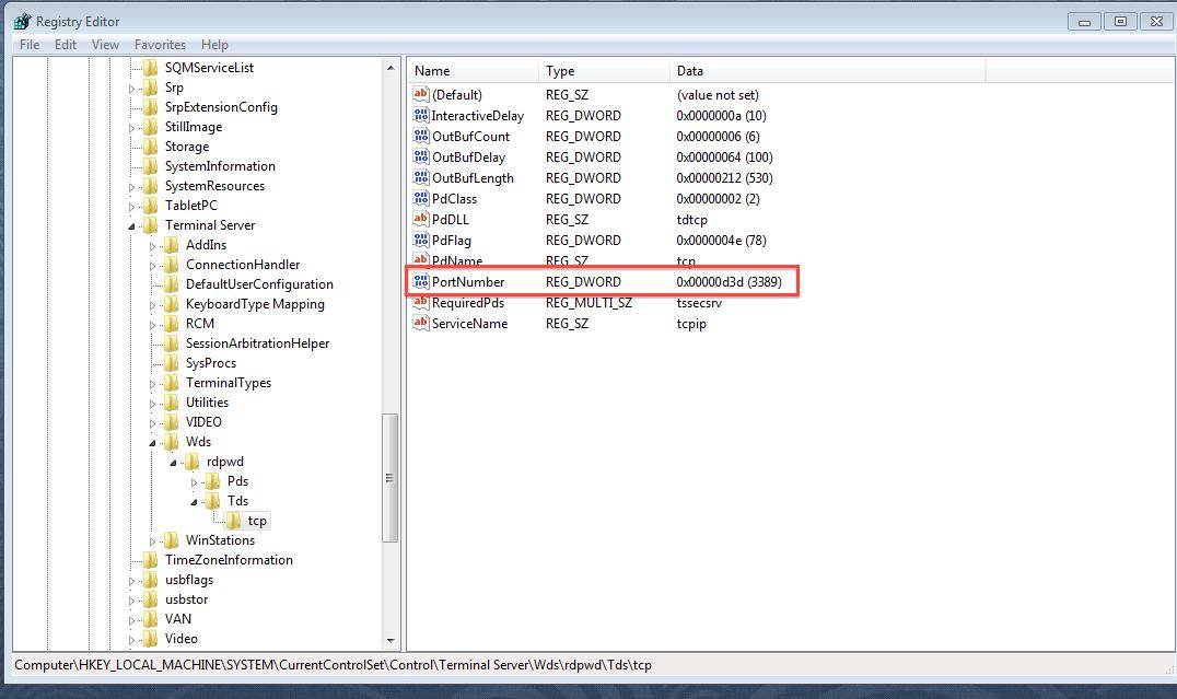 端口代理访问mstsc插图