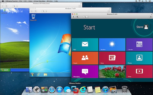 VMware Launches 'Fusion 5' Virtualization Software, Parallels 8 Coming September 4插图