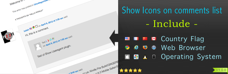 TekTea's Blog启用Show-UserAgent插件插图