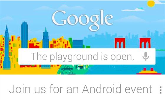 由于Hurricane Sandy台风,Google取消原定下周一的活动插图