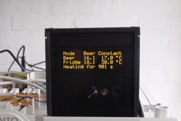 硬件黑客利用Linux电脑(山莓Pi)可在家中自酿美味啤酒插图(1)