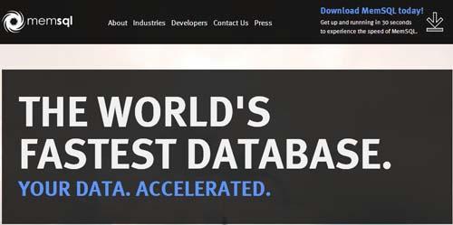 "MemSQL: 号称是""世界上最快""的数据库插图"