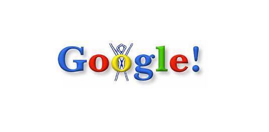 Google Doodle过去14年里最伟大的20个设计插图(13)