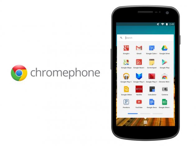google chromephone
