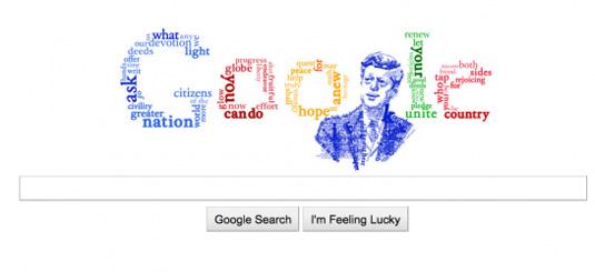 Google Doodle过去14年里最伟大的20个设计插图(1)