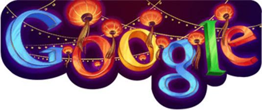 Google Doodle过去14年里最伟大的20个设计插图(7)