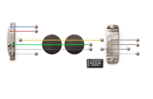 Google Doodle过去14年里最伟大的20个设计插图(4)