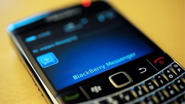 BlackBerry过敏