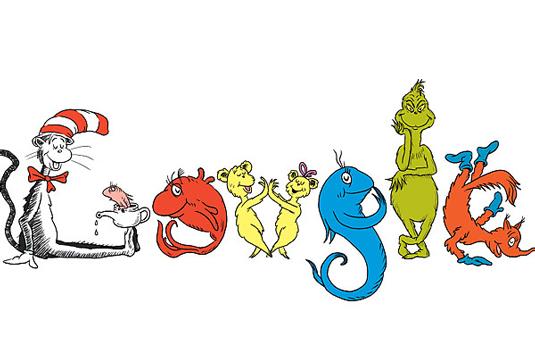 Google Doodle过去14年里最伟大的20个设计插图(18)