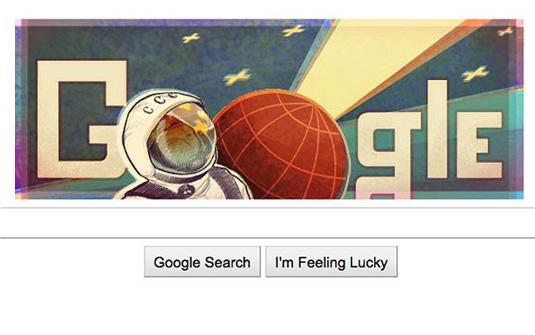 Google Doodle过去14年里最伟大的20个设计插图