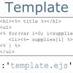 ejs以及替代的include实现方式插图