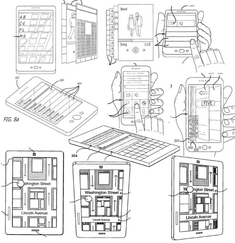Amazon-Smith-3D-UI-Kindle-Phone