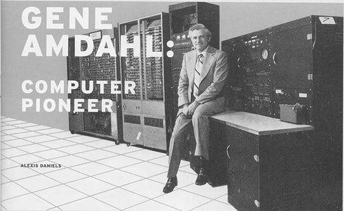 IBM大型机之父吉恩·阿姆达尔