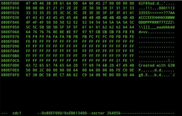 linux系统数据恢复,步骤10
