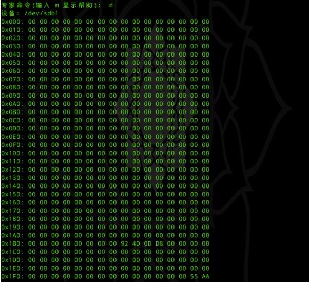 linux系统数据恢复,步骤4