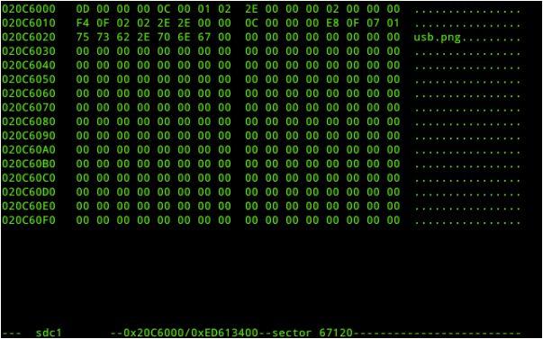 linux系统数据恢复,步骤5