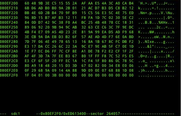 linux系统数据恢复,步骤11