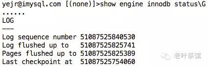 SLAVE IO & SQL线程