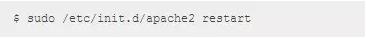 Ubuntu 12.04下3分钟搭建apache+python的运行环境插图(5)