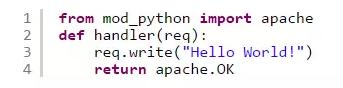 Ubuntu 12.04下3分钟搭建apache+python的运行环境插图(6)