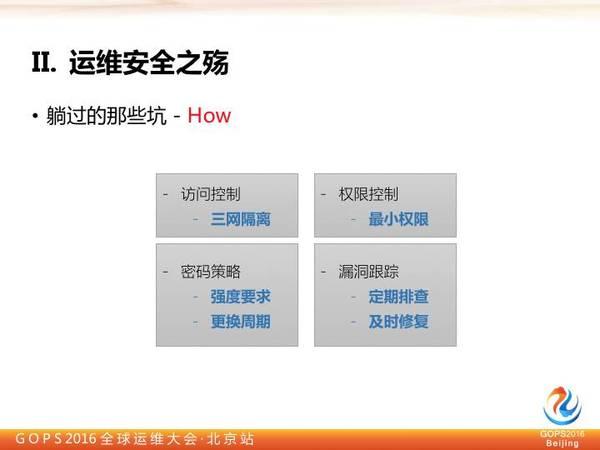 奇虎360高级安全研究员李福:别让黑客毁掉运维插图(12)