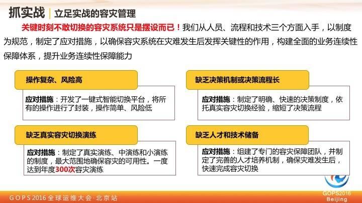 中国移动王晓征:移动的运维实践之路插图(21)