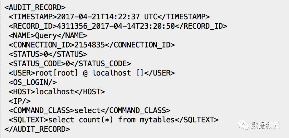 Oracle MySQL云服务上的MySQL企业版审计插图(17)