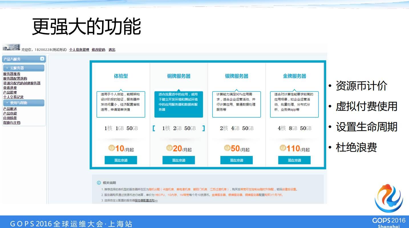 中国人寿数据中心运维经理桂林——自动化运维自主研发之路插图(19)