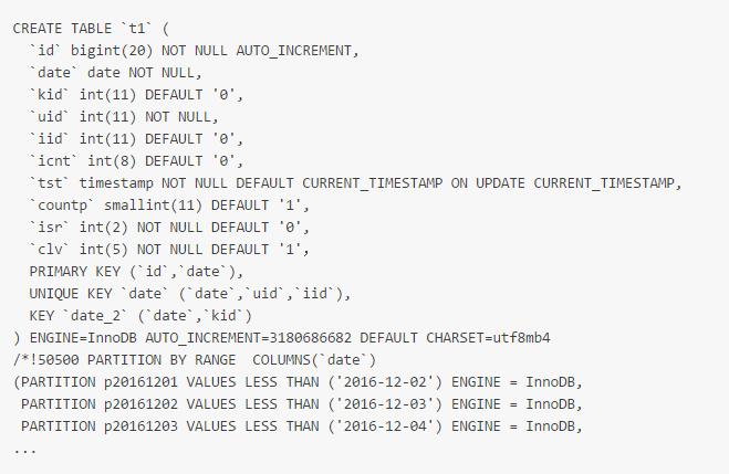 优化案例 | 分区表场景下的SQL优化插图