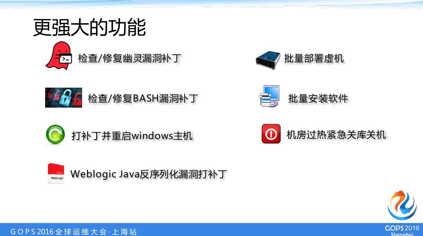 中国人寿数据中心运维经理桂林——自动化运维自主研发之路插图(21)