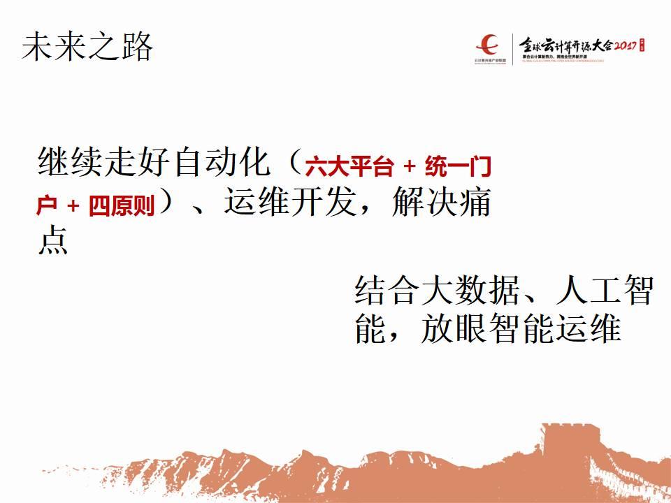 """专家观察   彭华盛:""""广发银行运维一体化之平台一体化""""插图(21)"""