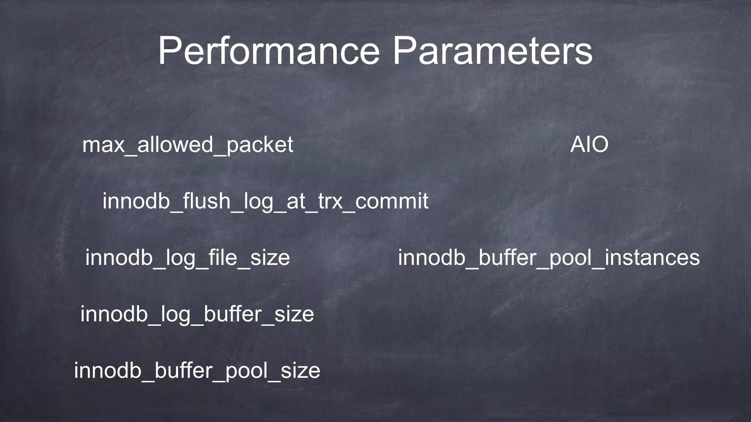 从Oracle迁移到MySQL的各种坑及自救方案插图(27)