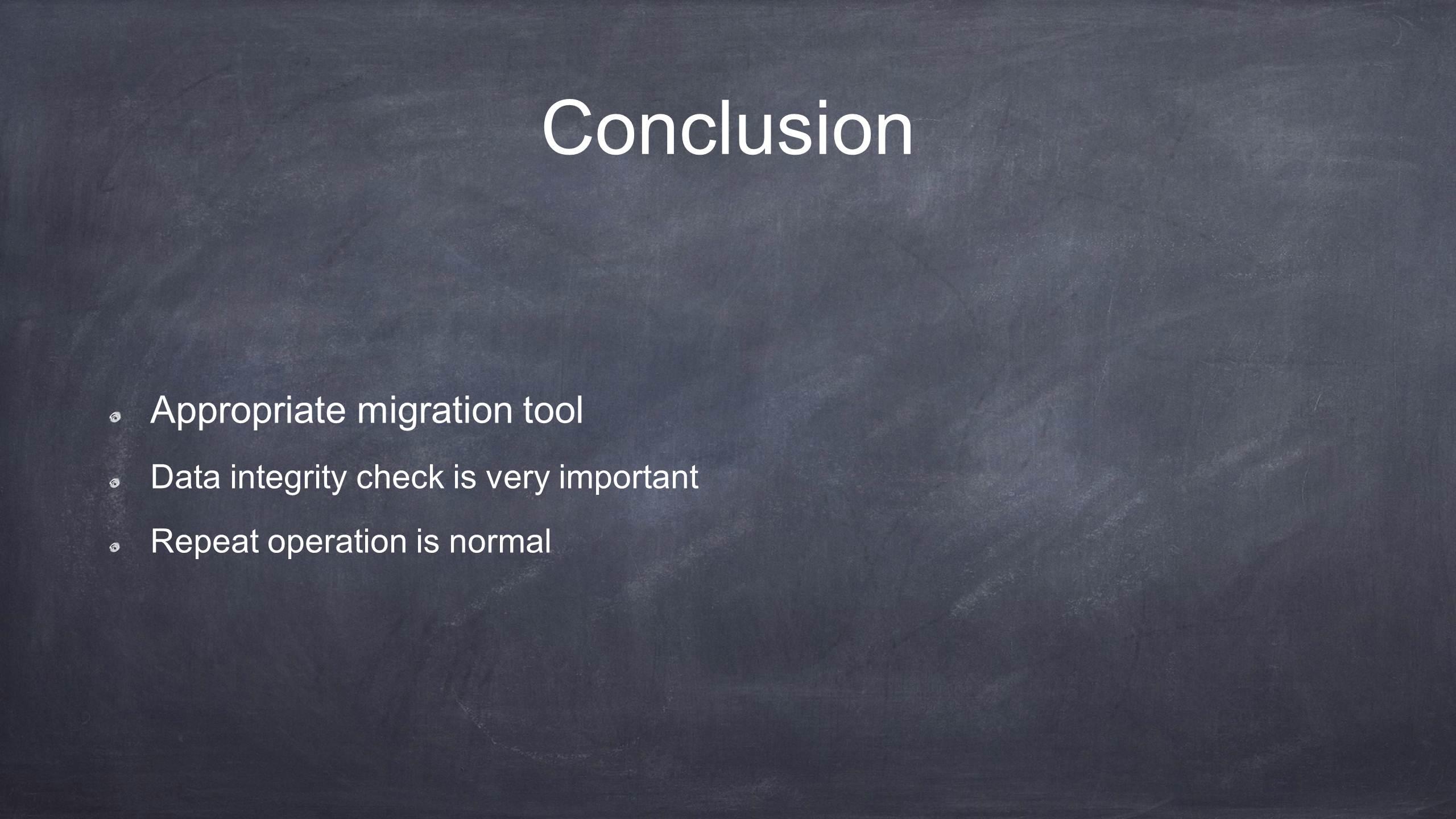从Oracle迁移到MySQL的各种坑及自救方案插图(28)