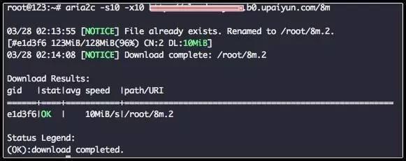 文件存储谁称王?云存储性能实测大比拼插图(5)