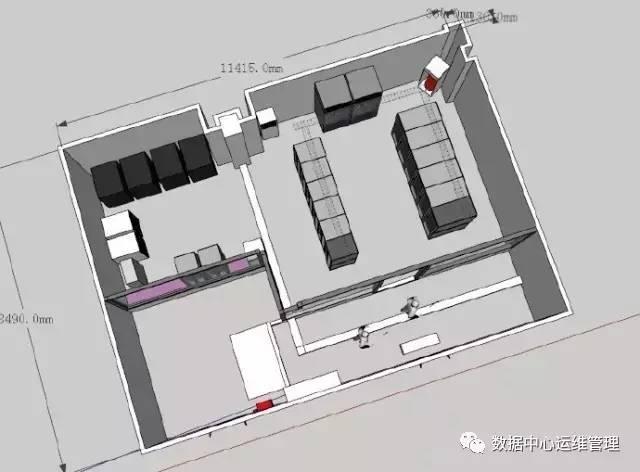 小型机房怎样精细布局?插图(4)