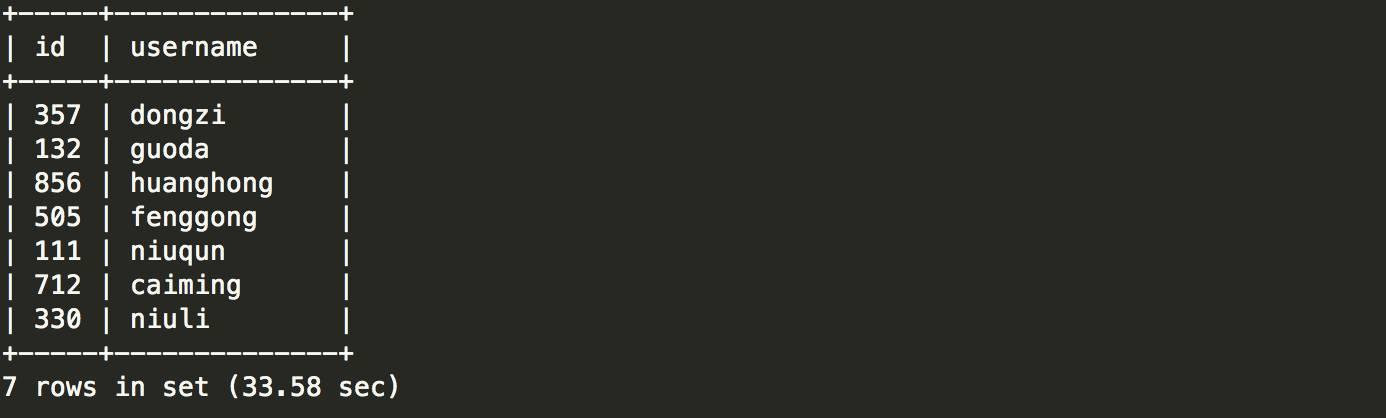"""眼睁睁地踩到 MySQL in 子查询的""""坑""""插图(4)"""