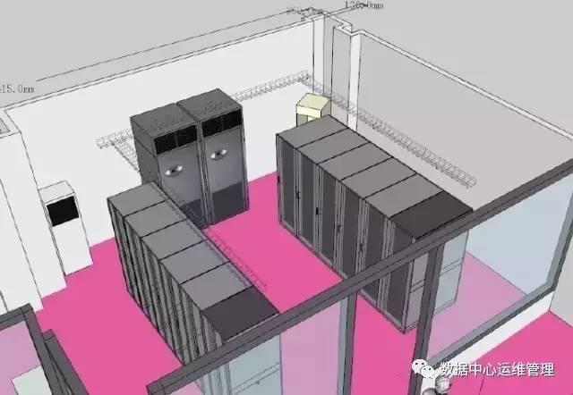 小型机房怎样精细布局?插图(6)