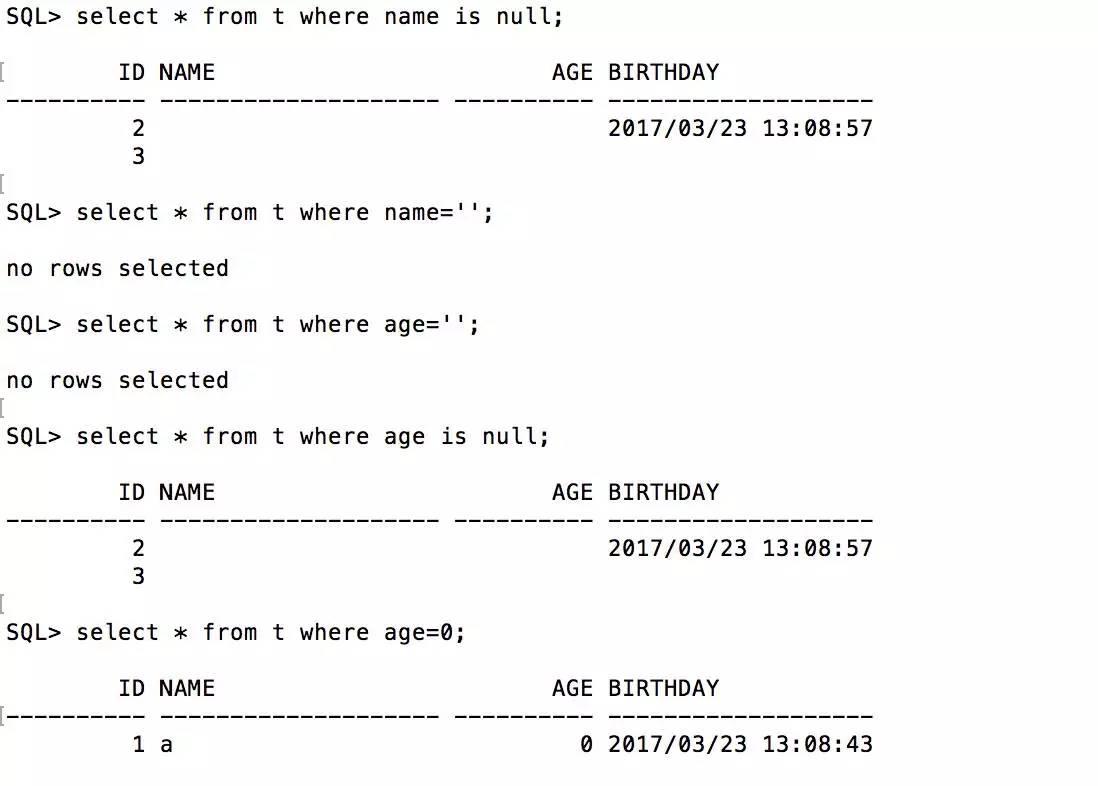 从Oracle迁移到MySQL的各种坑及自救方案插图(6)