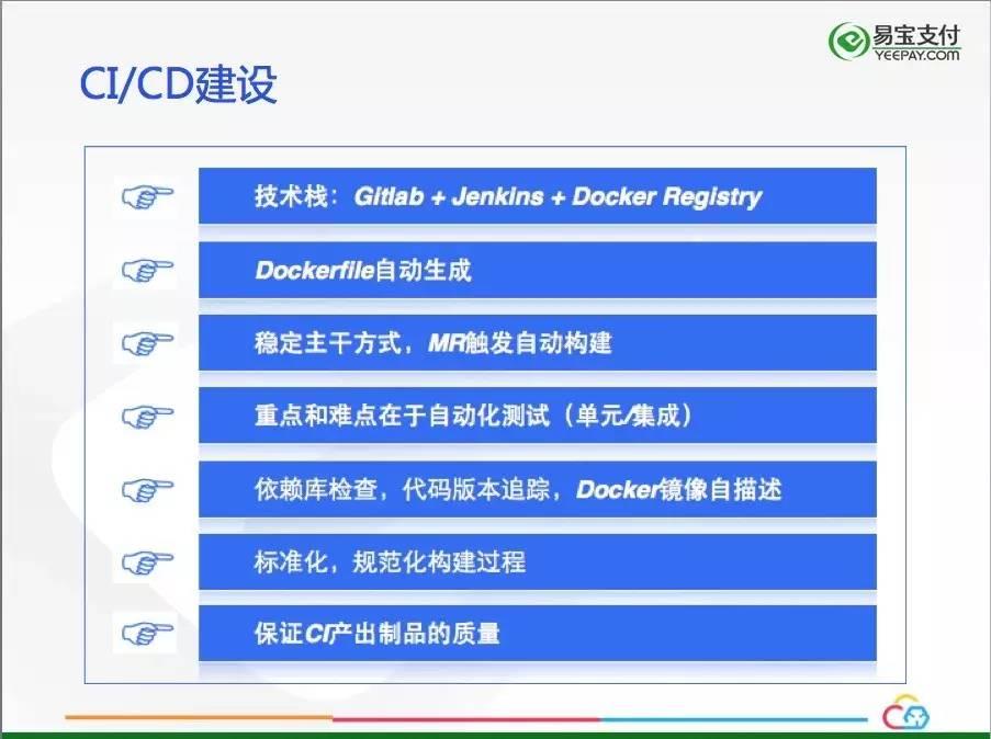 CI/CD建设