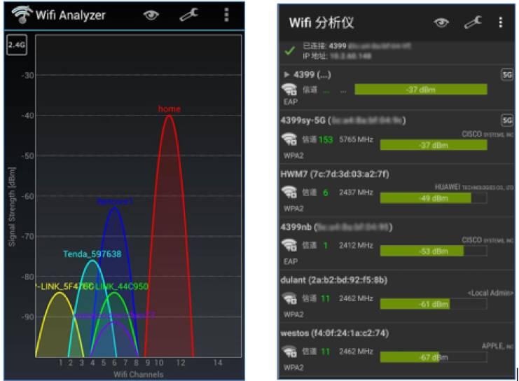 Wi-Fi 分析仪