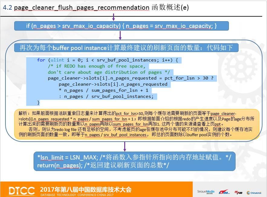 2017数据库大会实录-MySQL核心参数含义的源码解析插图(14)