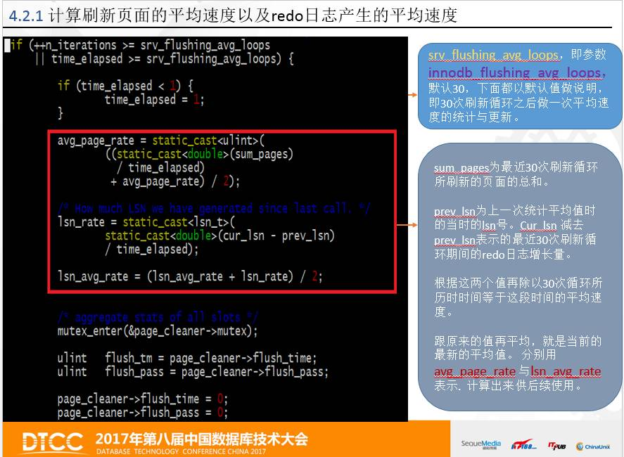 2017数据库大会实录-MySQL核心参数含义的源码解析插图(15)
