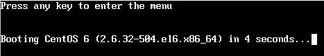 如果CentOS的root密码忘了,如何找回来?插图