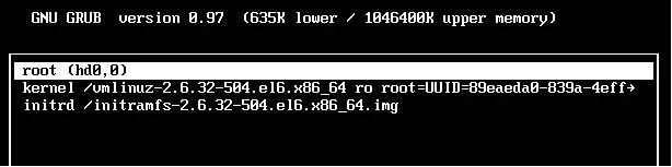 如果CentOS的root密码忘了,如何找回来?插图(2)