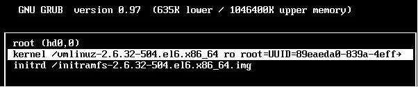 如果CentOS的root密码忘了,如何找回来?插图(6)